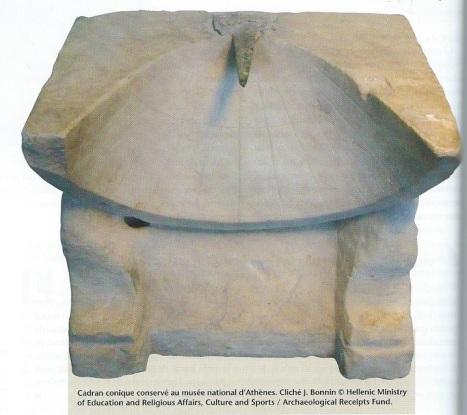 Cadran solaire Rome Athenes